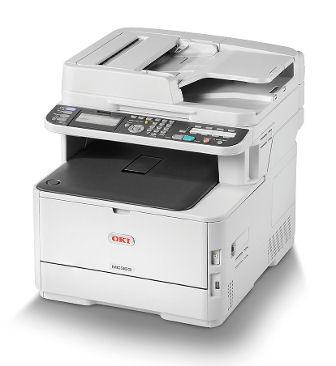 46403502 OKI MC363DN Цветное МФУ формата А4 начального уровня (принтер+сканер+копир+факс)