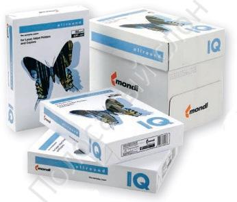Офисная бумага IQ Allround A3 500л. 80гр.
