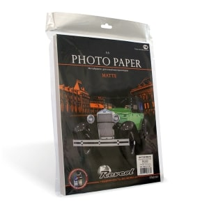 Фотобумага, матовая, A4, 260г/м2, 50 л.