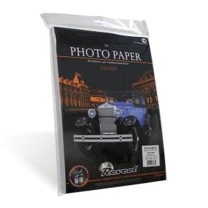 Фотобумага, глянцевая, A4, 230г/м2, 50 л.