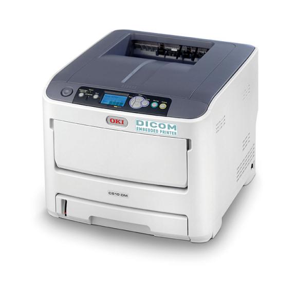 46198704 OKI C610DM Принтер DICOM формата A4