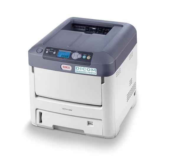 46198804 OKI C711DM Принтер DICOM формата А4