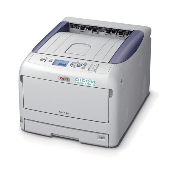 46198904 OKI C831DM Принтер DICOM формата А3