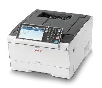 46356132 OKI C542DN Цветной настольный принтер (А4, 30 стр/мин, дуплекс, сеть)