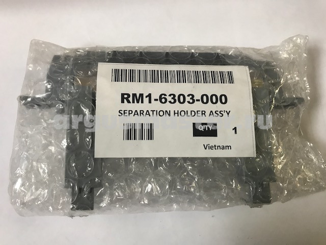 RM1-6303 Торм.пл. 500-лист. кассеты HP LJ P3015/M401/M425/M521/M525